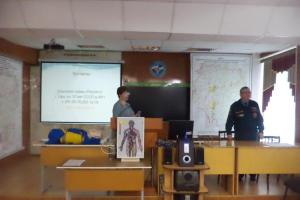Сотрудничество с Учебно-методическим центром по гражданской обороне и чрезвычайным ситуациям РБ на новом витке