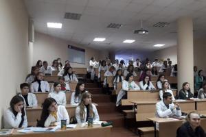 СПС КонсультантПлюс пришел к  студентам медицинского университета