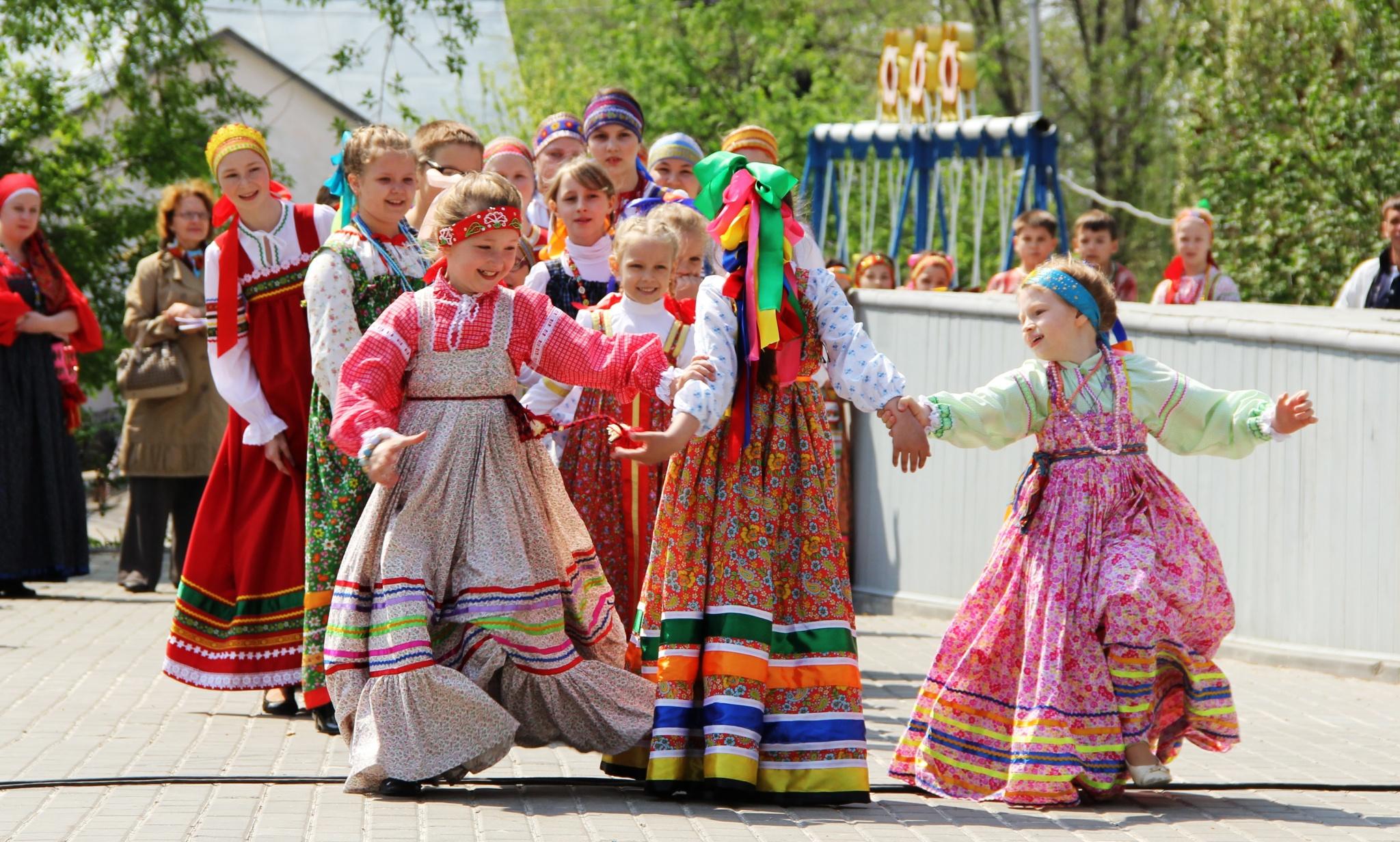 Праздники русских народов картинки
