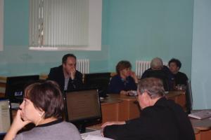Заседание Клуба для преподавателей юридических дисциплин: первое в новом учебном году